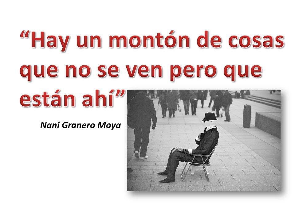 Nani Granero Moya
