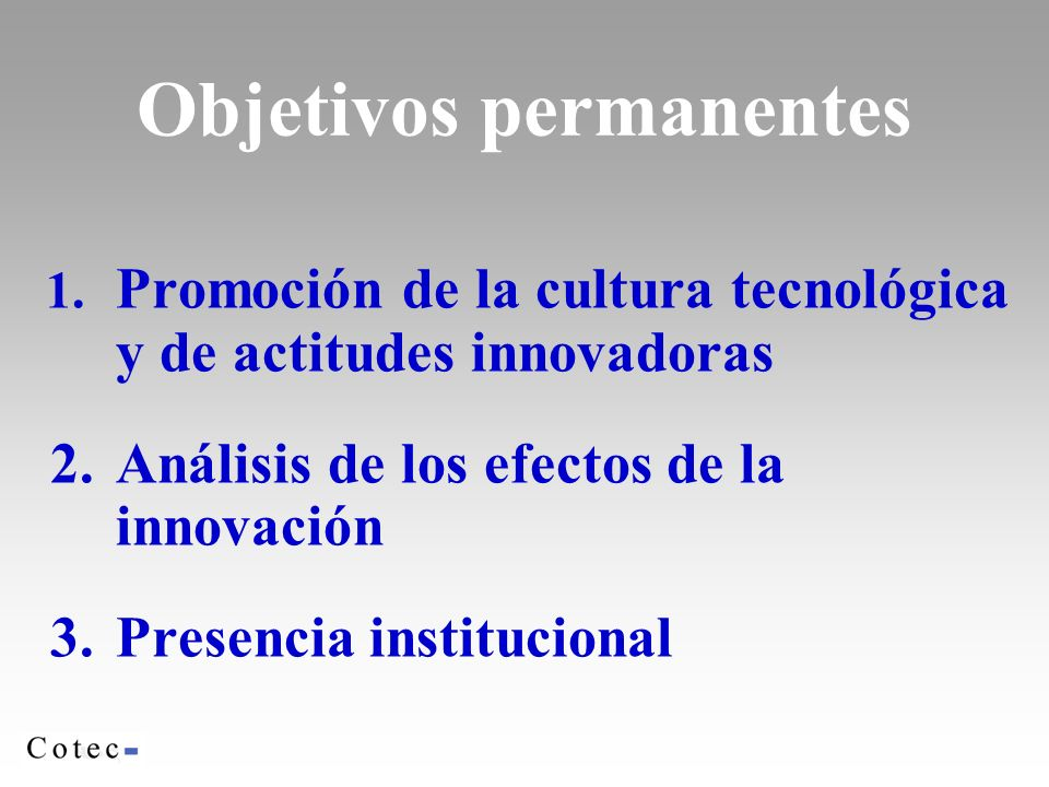 Innovación 3 Utilización de una ventaja competitiva basada en la propia capacidad 1.Puede surgir de: investigación científica, tecnología, modelos de negocio, soluciones a servicios, diseño, marcas, o métodos de organización del trabajo y la producción 2.Normalmente se genera por una combinación de competencias 3 Governments Communication on Finlands National Innovation Strategy to the Parliament (2008-2009)