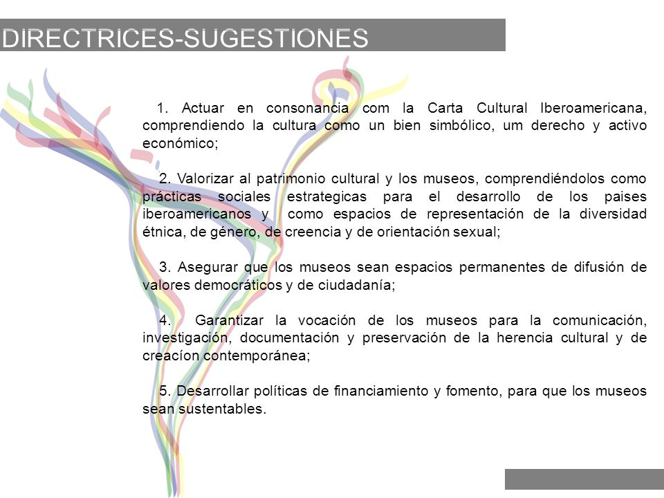 DIRECTRICES-SUGESTIONES 1.