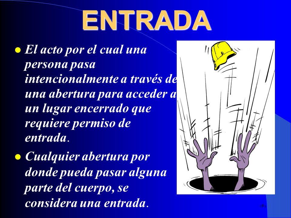 7IDLH IMMEDIATELY DANGEROUS TO LIFE OR HEALTH, en español PELIGRO INMEDIATO PARA LA VIDA O LA SALUD.