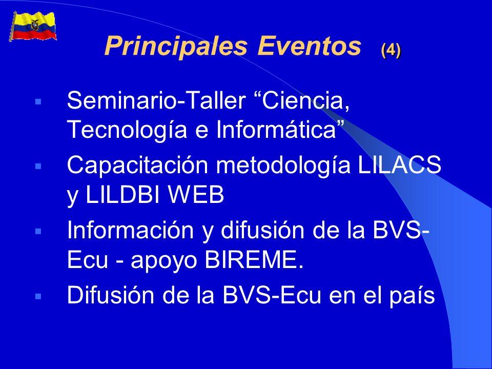 Estructura de la BVS-Ecu (3)