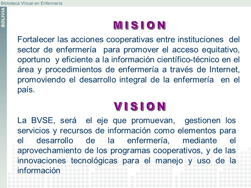 Fortalecer las acciones cooperativas entre instituciones del sector de enfermería para promover el acceso equitativo, oportuno y eficiente a la inform