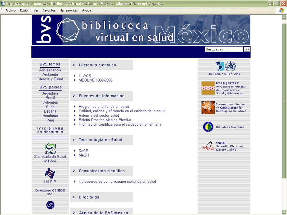 XXX Aniversario del CENIDS 1975-2005 2.Para llegar a ofrecer un sitio con: Hacia dónde vamos?...
