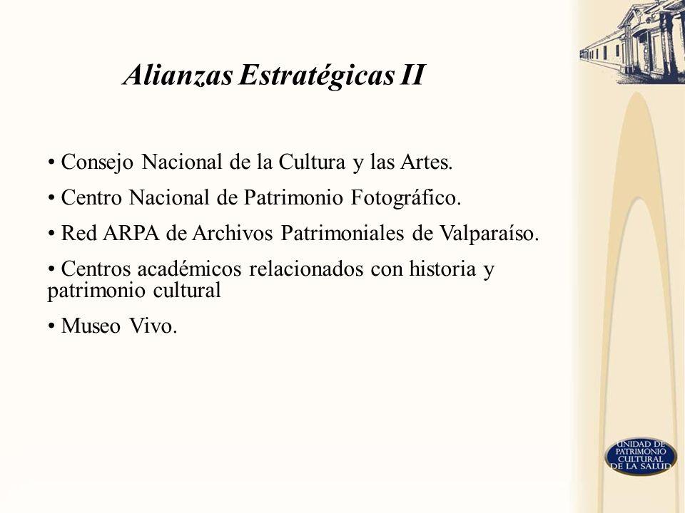 Consejo Nacional de la Cultura y las Artes. Centro Nacional de Patrimonio Fotográfico. Red ARPA de Archivos Patrimoniales de Valparaíso. Centros acadé