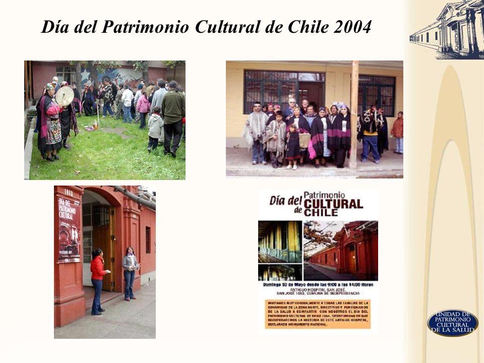 Día del Patrimonio Cultural de Chile 2004