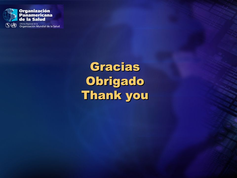 Gracias Obrigado Thank you