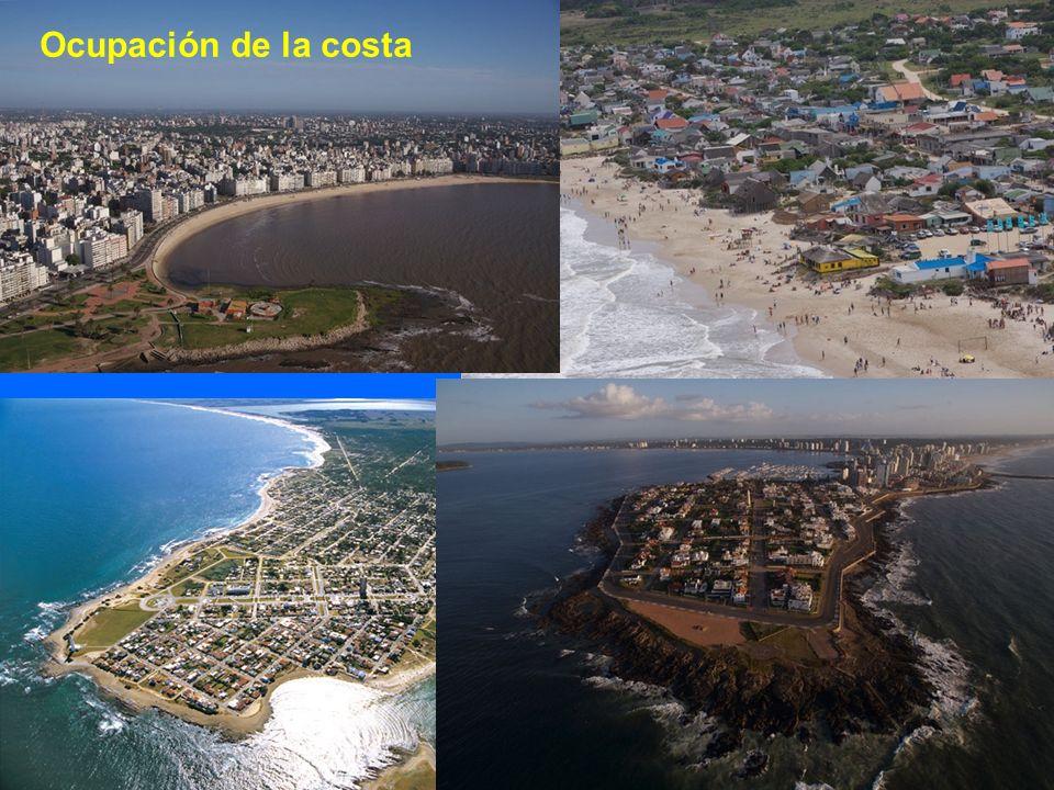 Ocupación de la costa