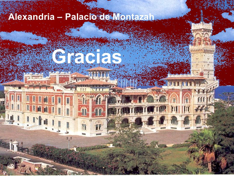 Alexandria – Palacio de Montazah Gracias