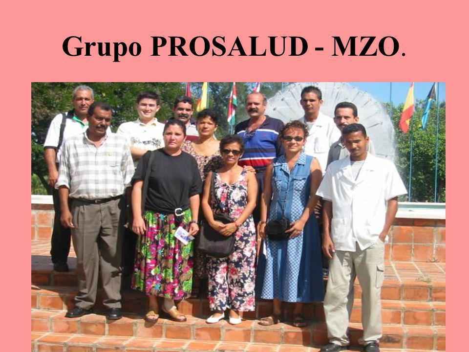 Grupo PROSALUD - MZO.