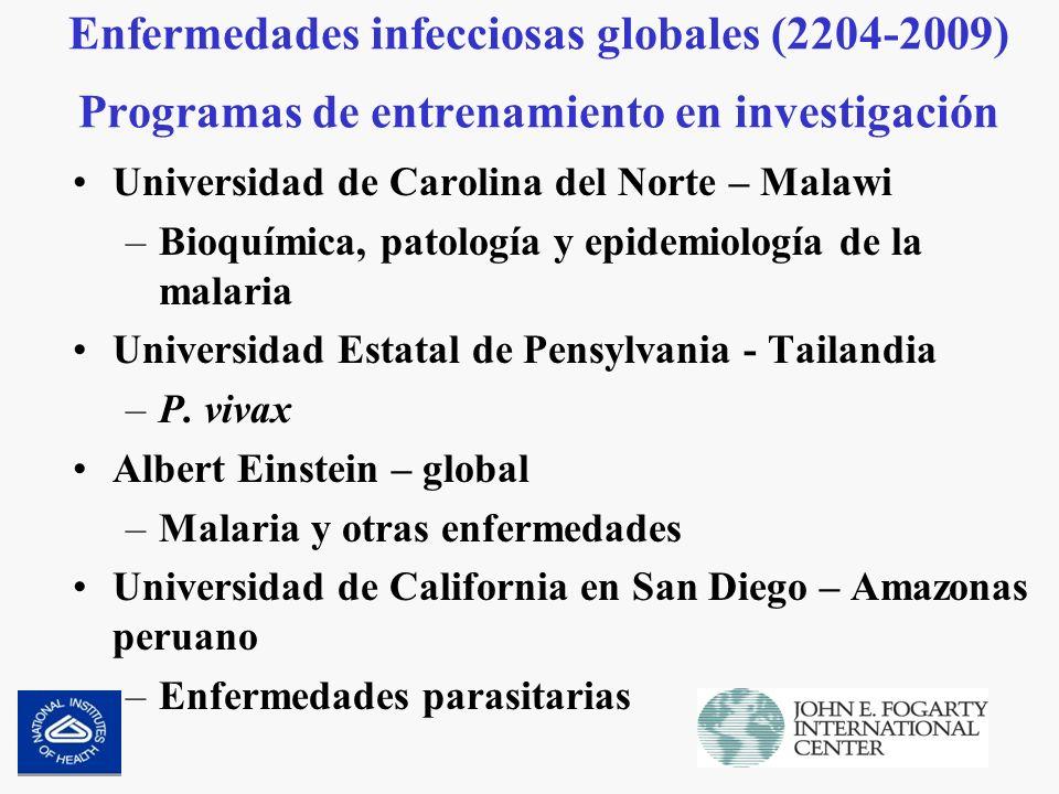 Centros para el Control de Enfermedades y prevención (CDC)