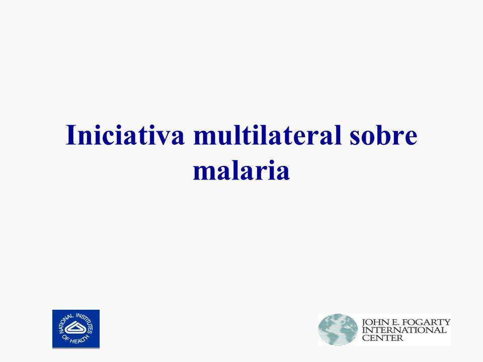 Iniciativa multilateral sobre malaria