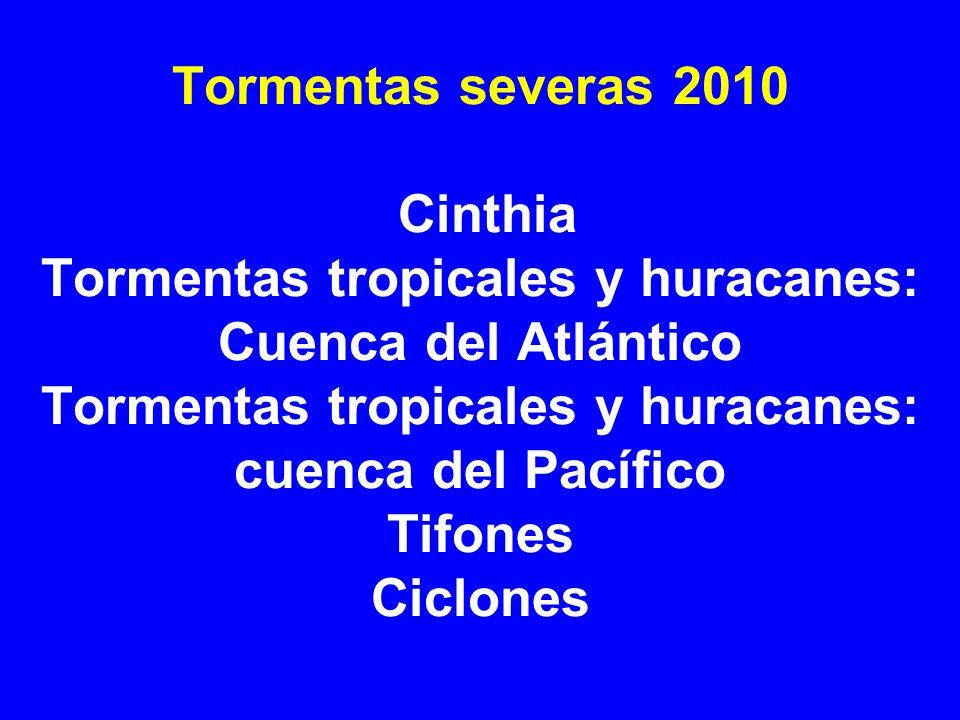 Derrumbes Machu Pichu Sur de California Madeira (Portugal) Brasil (Río de Janeiro) Taiwán Santa María Tlahuitoltapec