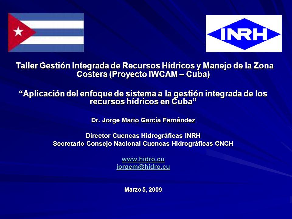 Servicio Hidrológico Nacional – INRH Redes de Observación ciclo hidrológico 2009 Pluviómetros 2 050 ( 1 x 53 ) 2 050 ( 1 x 53 km² ) Pluviógrafos55 Est.