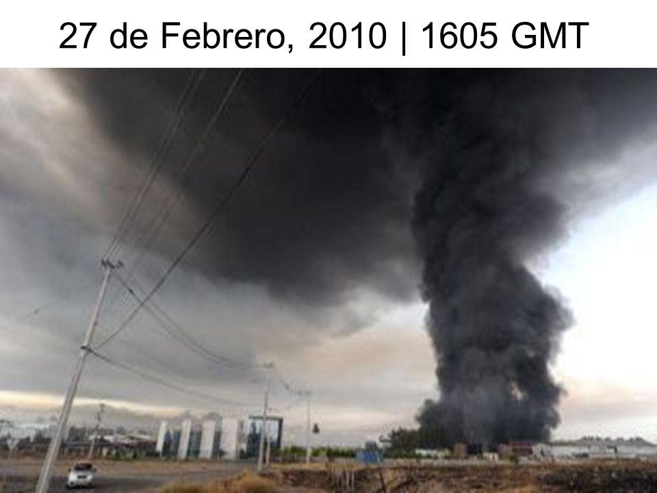 27 de Febrero, 2010 | 1605 GMT