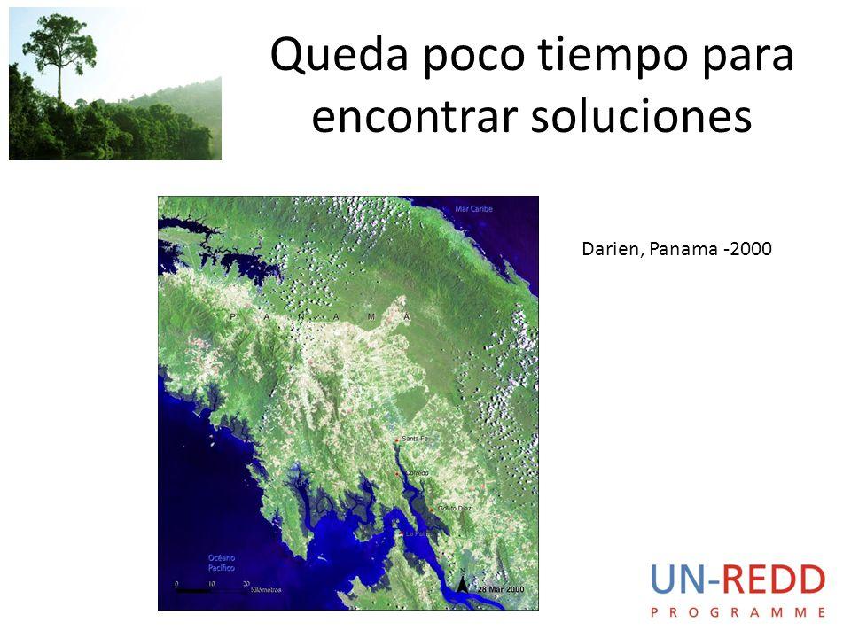 Queda poco tiempo para encontrar soluciones Darien, Panama -2000