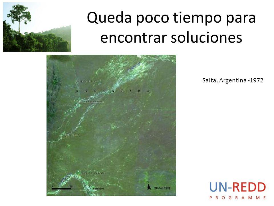 Queda poco tiempo para encontrar soluciones Salta, Argentina -1972