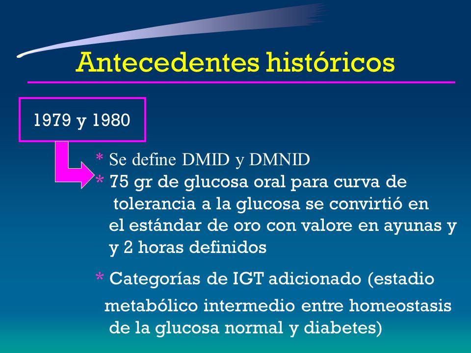 Una encuesta de 20 diabetólogos, reveló que emplean diferentes criterios diagnósticos.