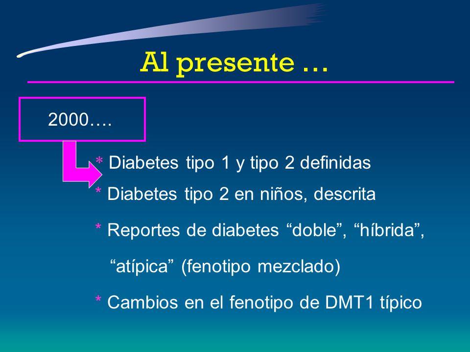 Objetivos *Contando la diabetes: antecedentes históricos *Registros de diabetes: ¿Qué hemos aprendido.