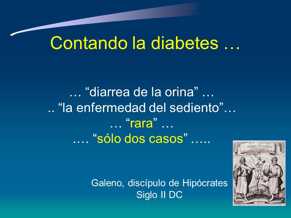 Contando a la diabetes: ¿por qué es importante.