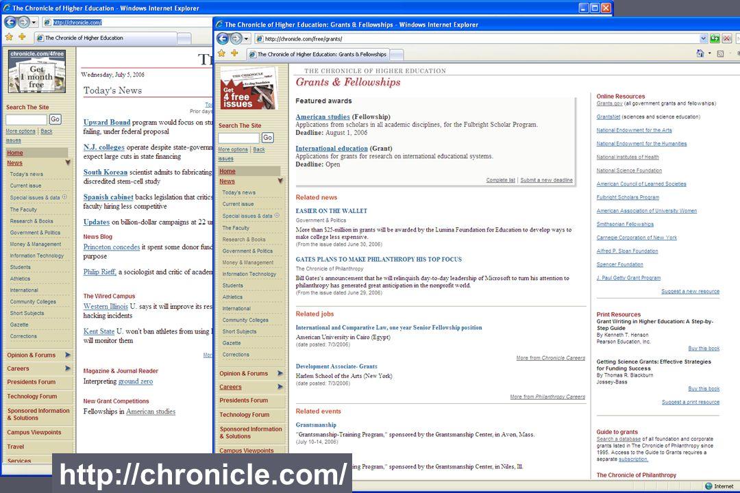 http://chronicle.com/