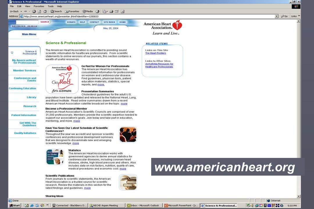 www.americanheart.org