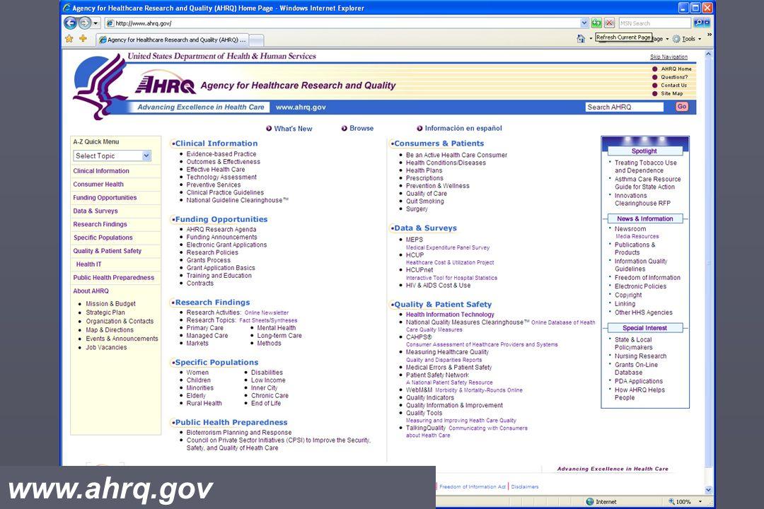 www.ahrq.gov