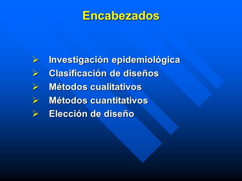 Referencias 1.Porta M. A dictionary of epidemiology.