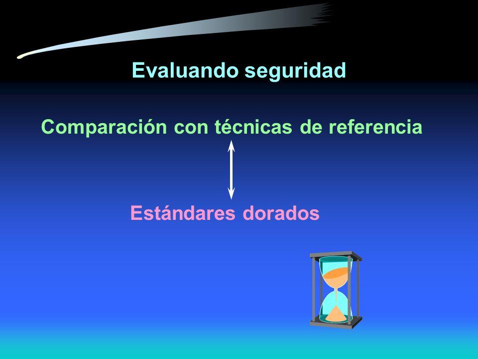Puntos importantes Es atribuido a: –Aspectos metodológicos del diseño del estudio o análisis –Selección de sujeto –Calidad de la información obtenida