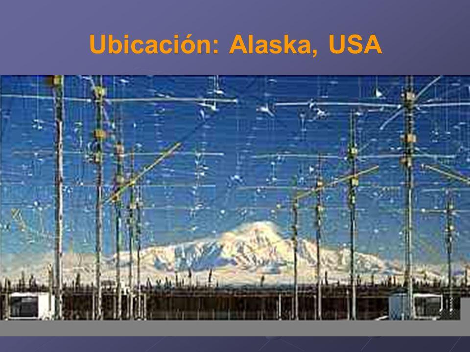 Ubicación: Alaska, USA