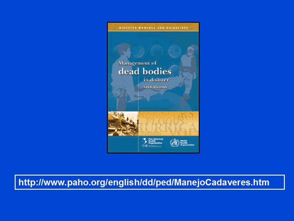 http://www.paho.org/english/dd/ped/ManejoCadaveres.htm