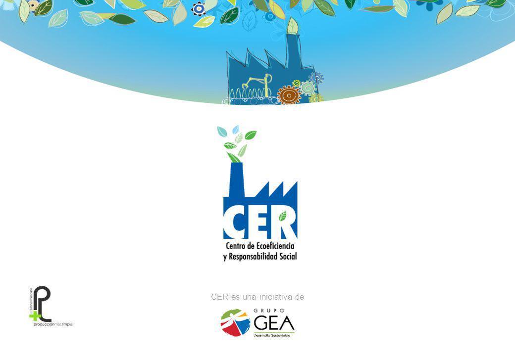 CER es una iniciativa de