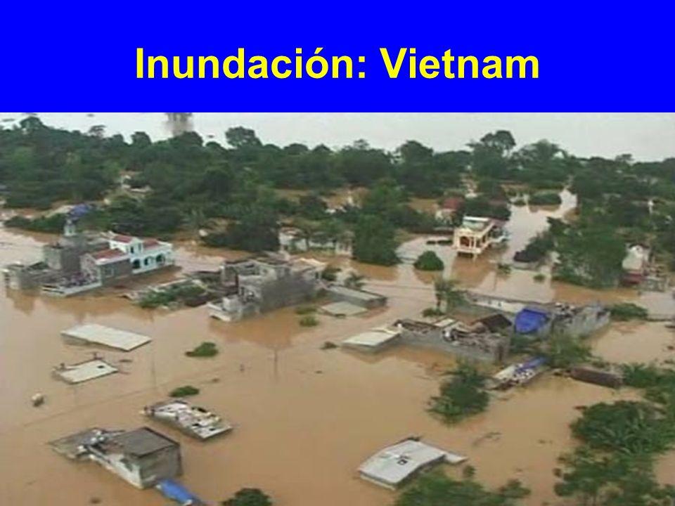 Inundación: Vietnam