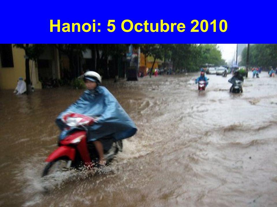 Hanoi: 5 Octubre 2010