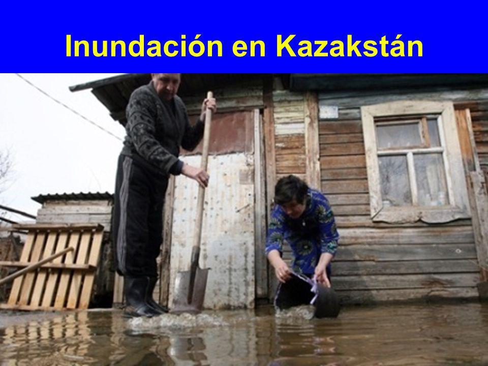 Dakota del Norte – Minnesota experimentan una inundación cerca del récord, de nuevo Se acercó al record de 2009, pero no lo rebazó 15-30 Marzo 2010