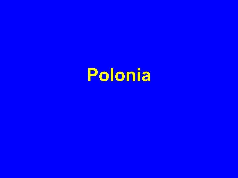 Polonia y el Río Vístula