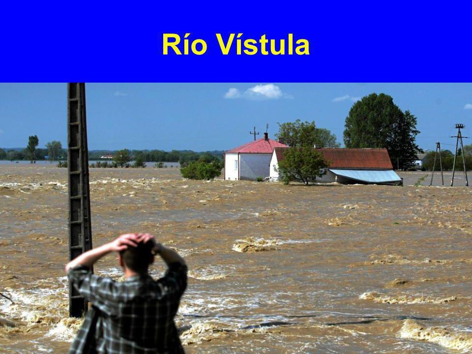 Villa inundada