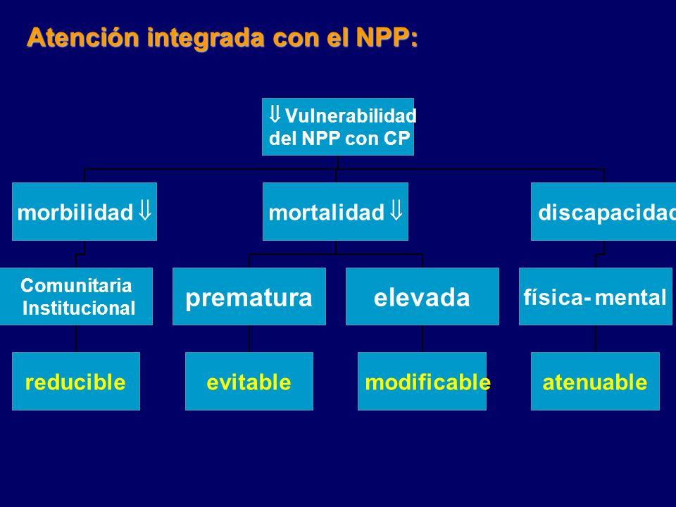 Atención integrada con el NPP: