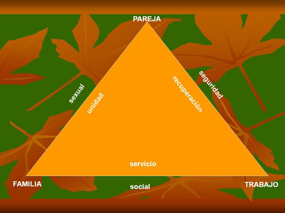 sexual seguridad social unidad recuperación servicio PAREJA TRABAJO FAMILIA