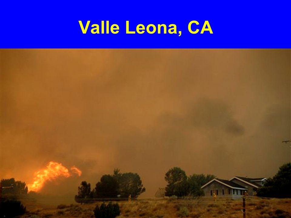 Valle Leona, CA