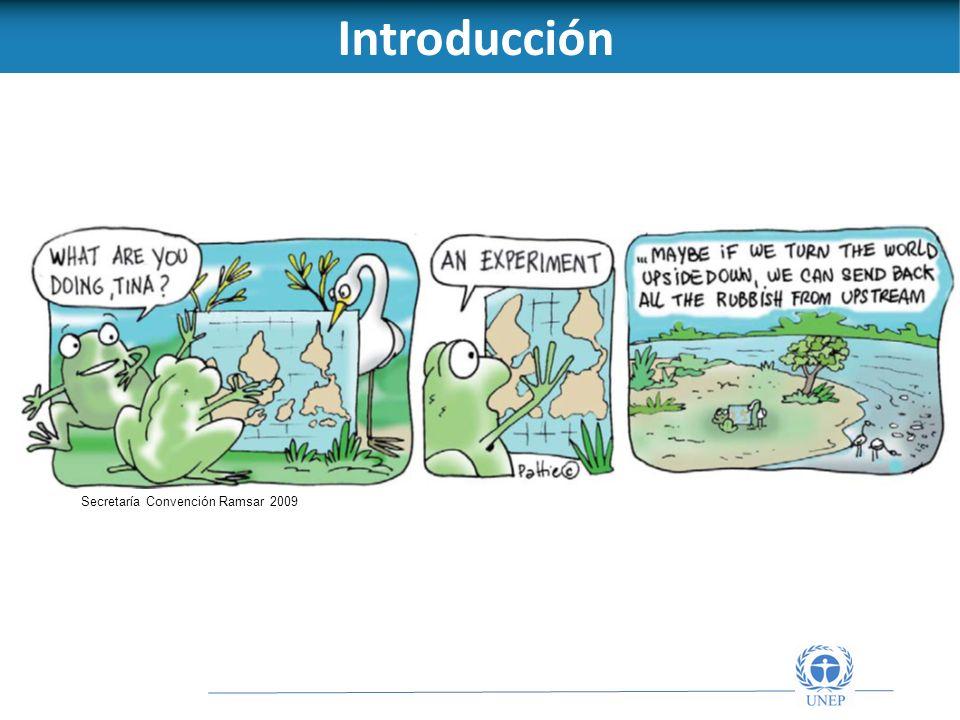 Introducción Secretaría Convención Ramsar 2009