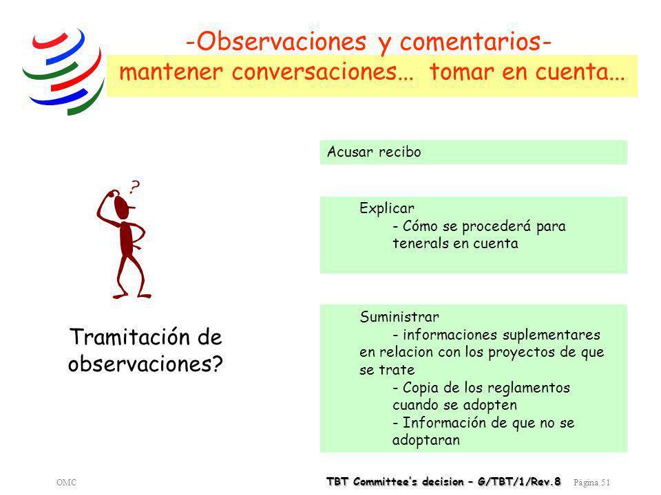 OMCPágina 51 -Observaciones y comentarios- mantener conversaciones...