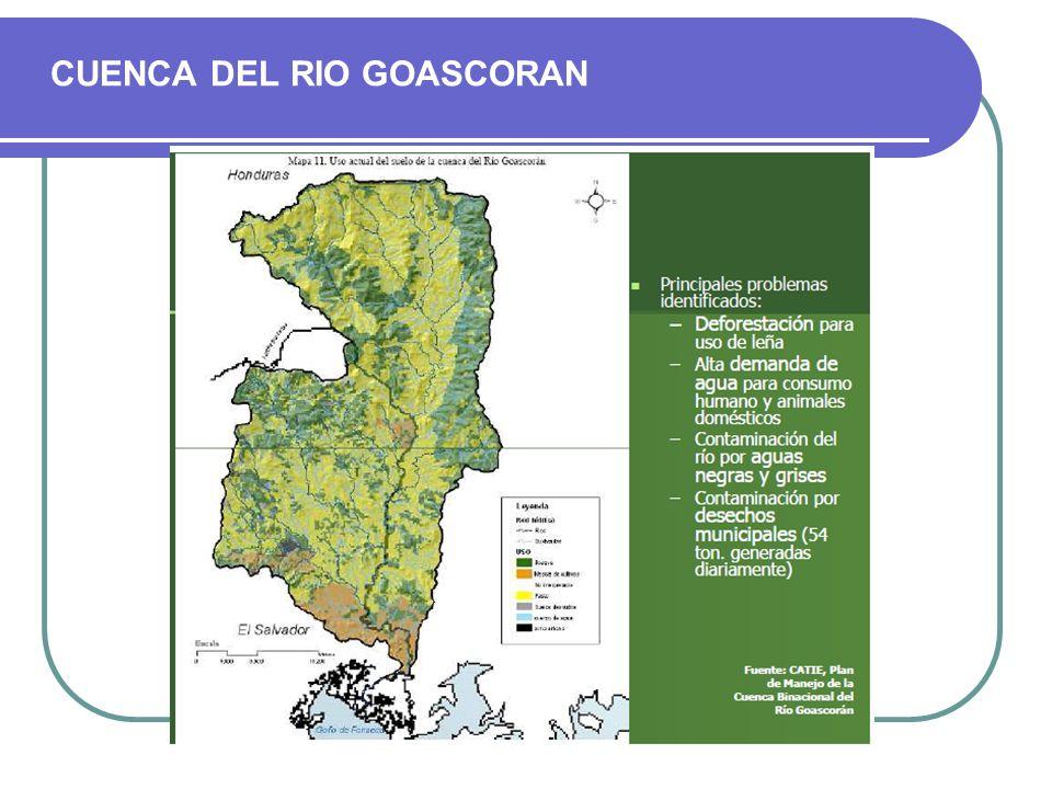 CUENCA DEL RIO GOASCORAN