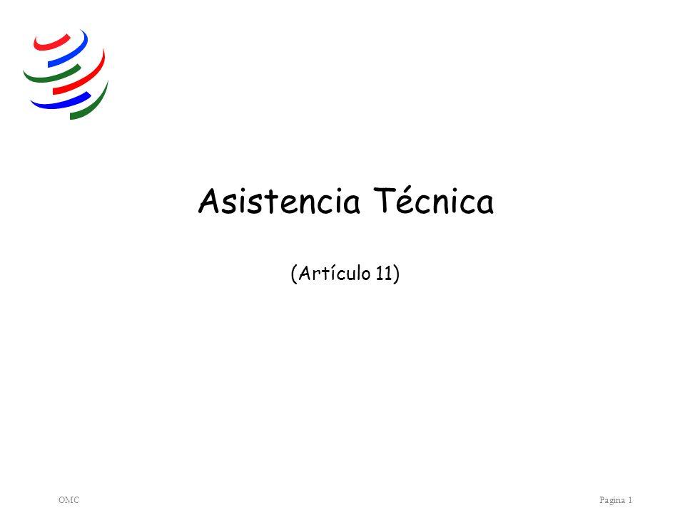 OMCPagina 1 Asistencia Técnica (Artículo 11)