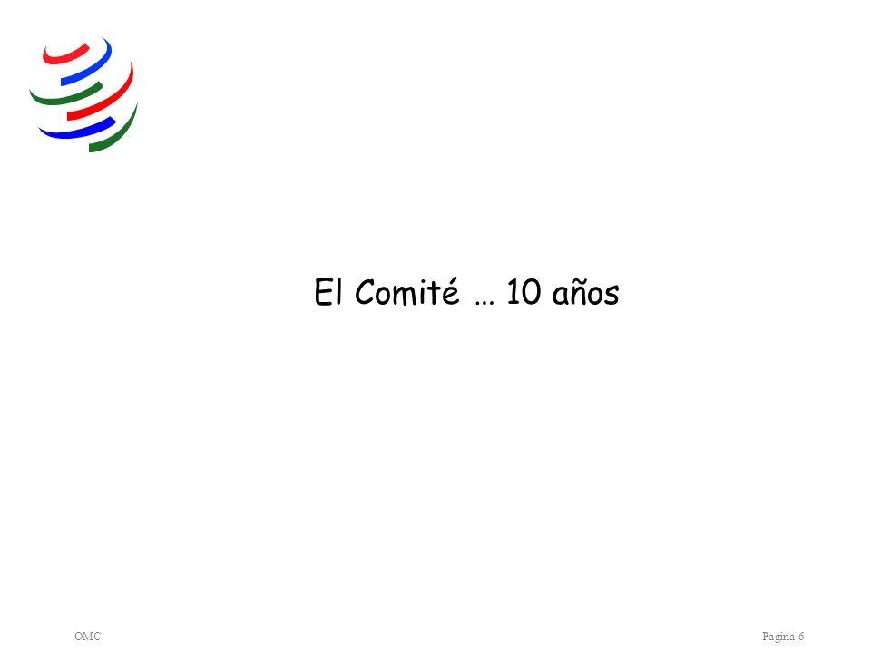 OMCPagina 6 El Comité … 10 años