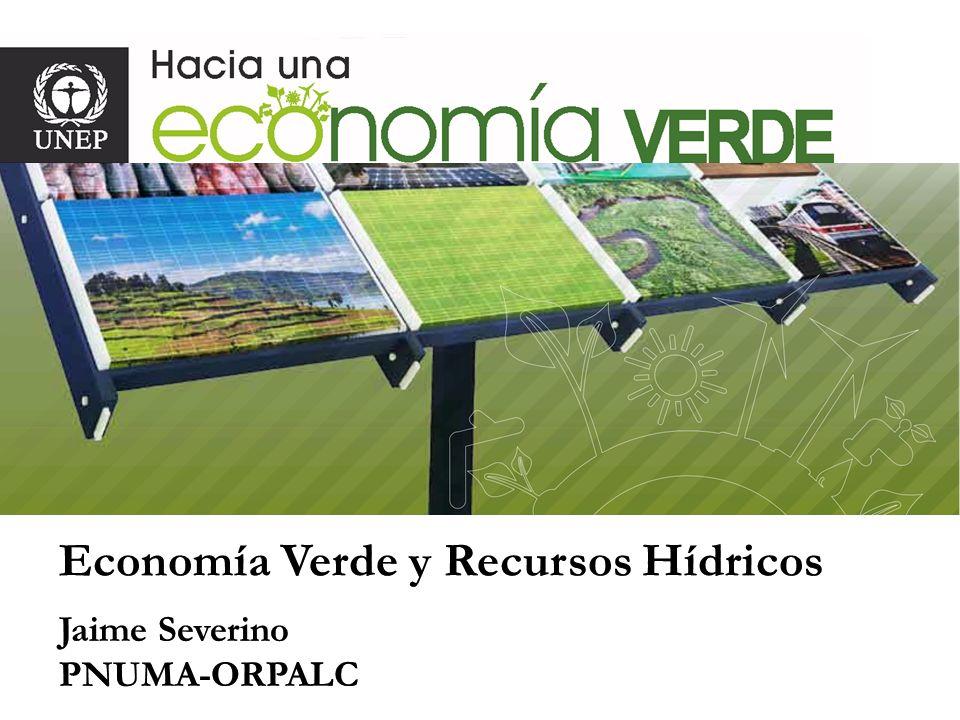 Contenido ¿Qué es Economía Verde.El Informe sobre Economia Verde del PNUMA.