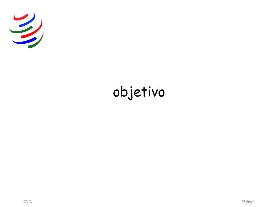 OMCPágina 3 objetivo
