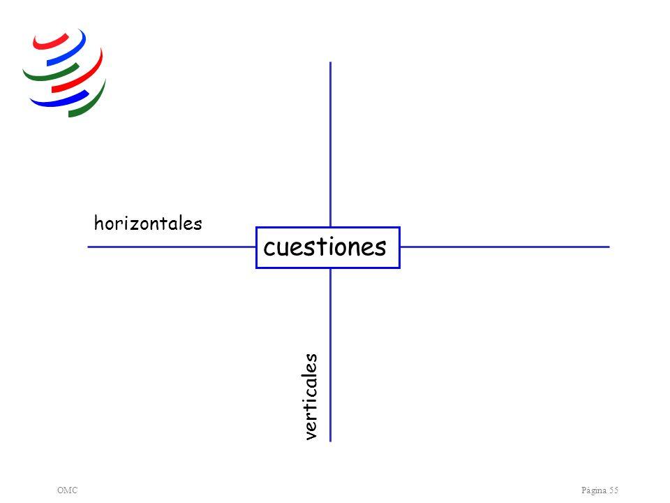 OMCPágina 55 horizontales verticales cuestiones