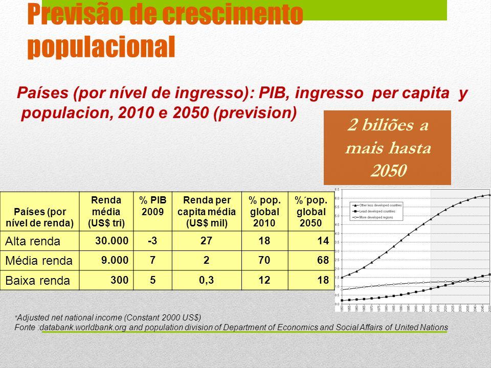 Evidências empíricas PARAGUAY – producción mas limpia - industria avícola BRASIL – electricidad.