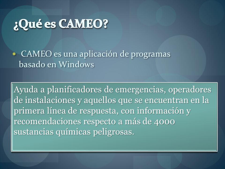 Al día de hoy la actualización de los datos del CAMEO se hace por medio de planillas a completar puerta a puerta.