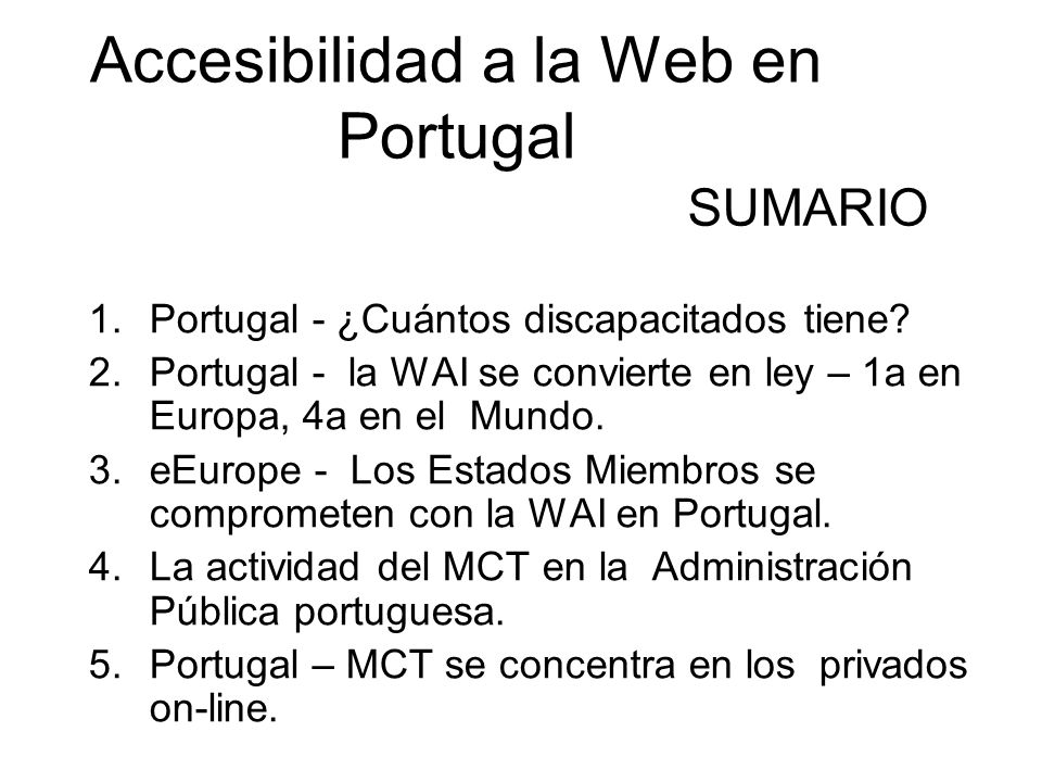 1.Portugal – ¿Cuántas personas discapacitadas tiene.